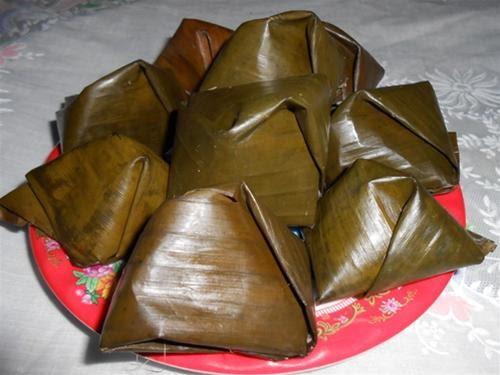 Bánh ít gai Cù Lao Chàm