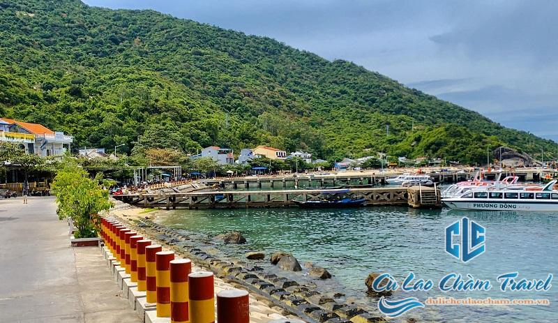 cầu cảng cù lao chàm