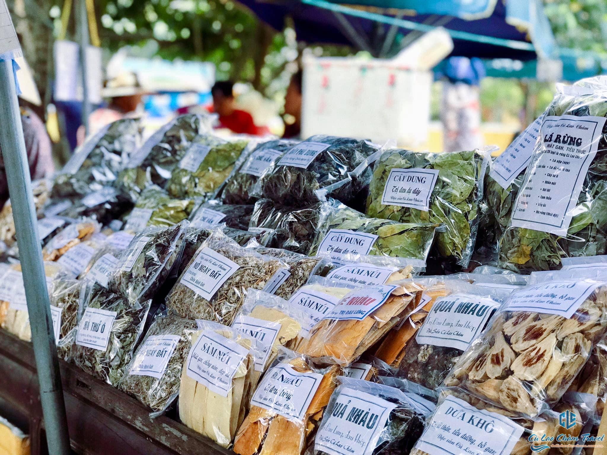 Đặc sản Cù Lao Chàm mua về làm quà ý nghĩa